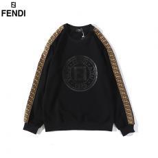 フェンディ FENDI メンズ/レディース クルーネック スウェット 2色 おすすめスーパーコピー代引き可能