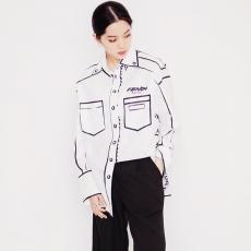 ブランド後払いフェンディ FENDI メンズ/レディース 長袖 シャツ 新品同様コピー最高品質激安販売