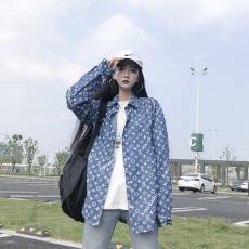 ブランド通販Louis Vuitton ルイヴィトン supreme メンズ/レディース 長袖 シャツ カップル 定番人気激安代引き口コミ