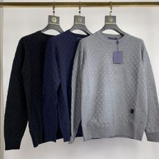 ブランド安全ルイヴィトン LOUIS VUITTON メンズ 3色  クルーネック セーター 新品同様レプリカ激安代引き対応