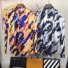 ルイヴィトン LOUIS VUITTON メンズ/レディース 2色 長袖 シャツ 送料無料コピー口コミ