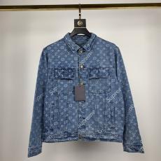 Louis Vuitton ルイヴィトン supreme メンズ/レディース デニム  人気 おすすめ アウターブルゾン格安コピー口コミ