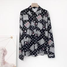 ルイヴィトン LOUIS VUITTON メンズ/レディース 長袖 シャツ おすすめ最高品質コピー代引き対応