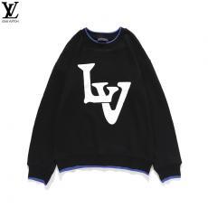 ルイヴィトン LOUIS VUITTON メンズ/レディース カップル クルーネック 2色 スウェット 定番人気  新作最高品質コピー代引き対応