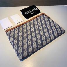 ブランド販売セリーヌ CELINE クラッチバッグ セカンドバッグ 3色 大小オプション 人気レプリカバッグ 代引き