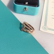 ブランド可能ティファニー TIFFANY  2色 指輪  良品コピー最高品質激安販売