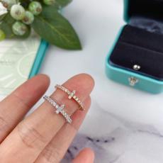 ティファニー TIFFANY 2色 指輪 高評価レプリカ販売口コミ