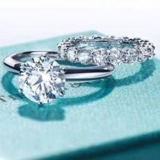 ティファニー TIFFANY メンズ/レディース カップル 指輪 ウェディングダイヤモンドリング 人気 おすすめブランドコピー代引き可能
