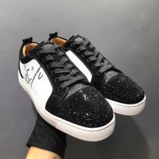 ブランド可能クリスチャンルブタン Christian Louboutin メンズ/レディース 2色 送料無料靴レプリカ販売