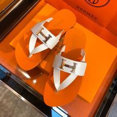 エルメス  HERMES 2色 スリッパ サンダル ビーチサンダル 人気ブランド靴通販