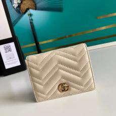 ブランド販売グッチ GUCCI レディース 4色 短財布 高評価  466492レプリカ販売財布