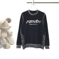 フェンディ FENDI メンズ/レディース カップル 2色 クルーネック  スウェット 新品同様スーパーコピーブランド