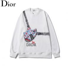 ブランド通販ディオール Dior メンズ/レディース カップル 3色 クルーネック スウェット 良品激安代引き