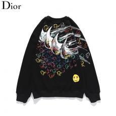 ディオール Dior メンズ/レディース クルーネック スウェット 2色 カップル NIKE 高評価偽物販売口コミ