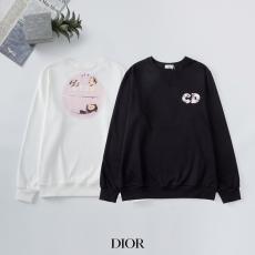ディオール Dior メンズ/レディース 2色 カップル クルーネック スウェット 定番人気格安コピー口コミ