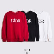 ブランド安全ディオール Dior メンズ/レディース 3色 クルーネック スウェット カップル 高評価コピー口コミ