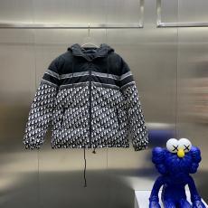 ディオール Dior メンズ/レディース カップル 秋冬 ダウン 暖 新入荷 両面着れる服スーパーコピー国内発送専門店