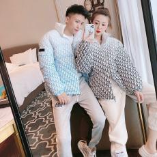 ディオール Dior メンズ/レディース カップル 冬物 冬 暖かい 2色 ダウン 新作コピーブランド激安販売専門店