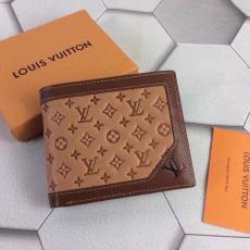 ルイヴィトン LOUIS VUITTON  二つ折財布 エンボス 2020年新作 61225最高品質コピー代引き対応