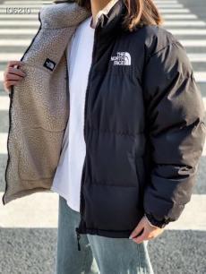 ノースフェイス THE NORTH FACE メンズ/レディース カップル 両面着れる服 ラムズウール コットンコート 新作 おすすめ 暖ブランドコピー激安販売専門店