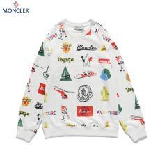 モンクレール MONCLER メンズ/レディース 2色 カップル クルーネック スウェット 送料無料スーパーコピーブランド代引き