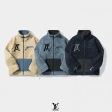 ブランド後払いルイヴィトン LOUIS VUITTON メンズ/レディース カップル アウターブルゾン 3色 新入荷スーパーコピー専門店