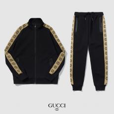 グッチ GUCCI   2色 カジュアル スウェットシャツ セット カップル メンズ/レディース送料無料コピー代引き国内発送