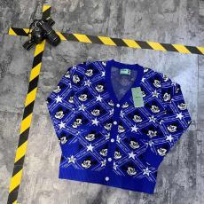ブランド後払いグッチ GUCCI メンズ/レディース カップル ジャージー セーター カーディガン 人気 おすすめ偽物販売口コミ