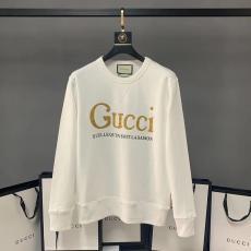 グッチ GUCCI メンズ/レディース カップル クルーネック スウェット 3色 綿 新作 人気ブランド通販