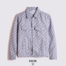 ディオール Dior メンズ/レディース デニム アウターブルゾン カップル 秋冬 新入荷ブランド通販