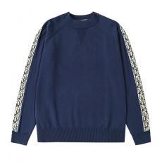 ブランド後払いディオール Dior メンズ/レディース カップル クルーネック セーター 良品ブランドコピー激安販売専門店
