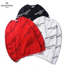バレンシアガ BALENCIAGA メンズ/レディース 3色 クルーネック スウェット 定番人気激安販売口コミ