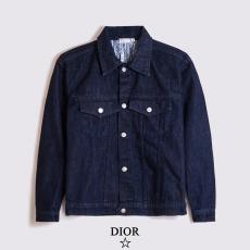 ディオール Dior メンズ/レディース デニム アウターブルゾン カップル 高評価レプリカ激安代引き対応