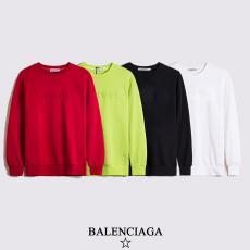 バレンシアガ BALENCIAGA メンズ/レディース 4色 クルーネック スウェット 2020年秋冬 新作 綿スーパーコピー安全後払い