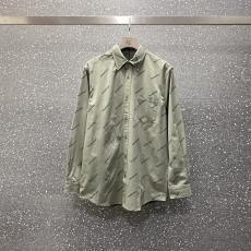 ブランド販売バレンシアガ BALENCIAGA メンズ/レディース 秋冬 新作 3色 長袖 シャツスーパーコピー代引き可能