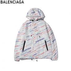 バレンシアガ BALENCIAGA メンズ/レディース 2色 アウターブルゾン トレンチコート 日よけ服 おすすめブランドコピー代引き可能