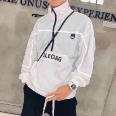 バレンシアガ BALENCIAGA メンズ/レディース カップル 2色 アウターブルゾン トレンチコート 新入荷 日よけ服ブランド通販