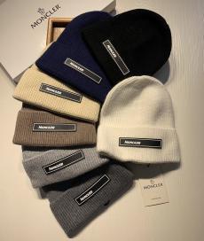 モンクレール MONCLER メンズ/レディース カップル マルチカラーが選択可能 ニット帽 新品同様  暖コピー代引き口コミ