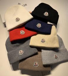 モンクレール MONCLER メンズ/レディース マルチカラーが選択可能 カップル ニット 毛糸の帽子  防寒着 新入荷 秋冬最高品質コピー