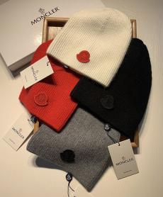 ブランド可能モンクレール MONCLER メンズ/レディース  カップル 4色 ニット帽 毛糸 暖 秋冬 新作最高品質コピー代引き対応