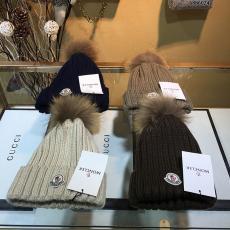 モンクレール MONCLER レディース 4色 冬物 冬 暖かい ビーニー  毛糸 ニット帽 人気偽物販売口コミ