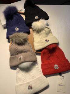 モンクレール MONCLER メンズ/レディース カップル 6色 秋冬 暖 ニット 毛糸の帽子 送料無料スーパーコピー激安販売専門店
