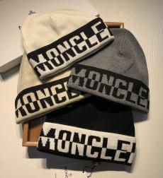 モンクレール MONCLER メンズ/レディース カップル 4色 ニット 毛糸の帽子 暖 定番人気ブランドコピー安全後払い