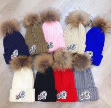 ブランド可能モンクレール MONCLER レディース マルチカラーが選択可能 冬物 冬 暖かい 秋冬 ニット帽 ビーニー  毛糸の帽子 おすすめ 人気スーパーコピー通販