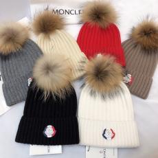 モンクレール MONCLER レディース 秋冬 6色 ニット帽 ビーニー  毛糸の帽子 おすすめブランドコピー代引き