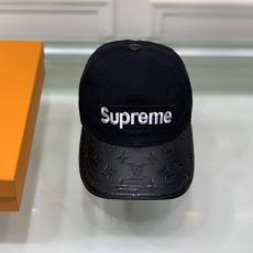 Louis Vuitton ルイヴィトン supreme Supreme メンズ/レディース キャスケット帽  キャンバス 牛革 エンボス 送料無料激安 代引き口コミ
