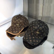 ルイヴィトン LOUIS VUITTON メンズ/レディース カップル キャスケット帽  クラシックシンプルさ気前が良いです 2色コピー口コミ