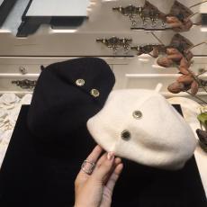 ルイヴィトン LOUIS VUITTON レディース 2色 ベレー帽   秋冬 冬物 冬 暖かい クラシック シンプルさ 高評価スーパーコピー代引き