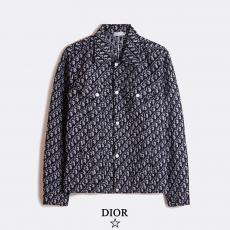 ディオール Dior メンズ/レディース デニム アウターブルゾン 2020年秋冬 新作 カップルコピー最高品質激安販売