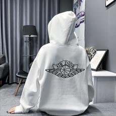 ディオール Dior NIKE メンズ/レディース カップル 秋冬 プラスベルベット 綿 バーカー 2色 おすすめブランド通販